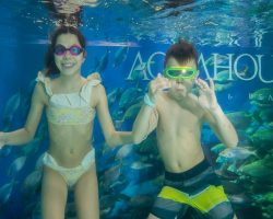 Aqua House für Kinder
