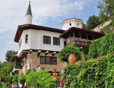 Baltchik -Sommerresidenz (1)