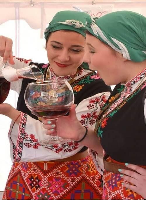 Weinfest _Bulgarien
