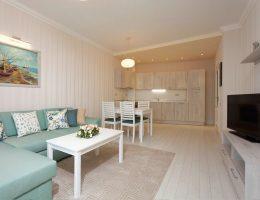 La Mer Apartcomplex Wohnbeispiel